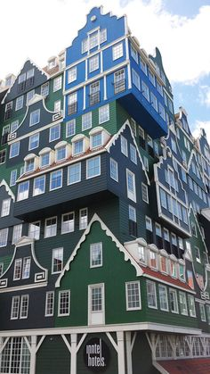 Probably the coolest hotel in the Netherlands…