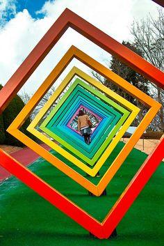 """Cosmic Color Space"" Shigeo Matsubara, 1968 松原成夫「宇宙色彩空間」 SIGMA DP2 @Matty Chuah HAKONE OPEN-AIR MUSEUM (箱根 彫刻の森美術館)"