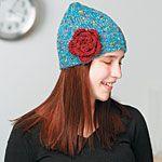 crochet rosettes
