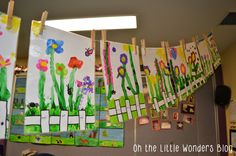 Oh the Little Wonders: Classroom snaps!