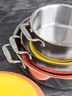 idea, cleanses, cups, organ, white vinegar, cooking, kitchen, cake pans, paper plates