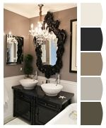 Lovvve these colors!!! Chip It! by Sherwin-Williams – Mickisblues