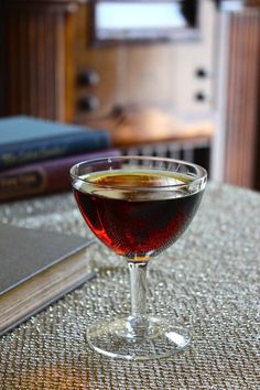 Cocktail #Recipe: The Kneecap Night Cap