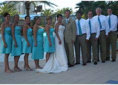 grooms men casual wedding  | Groomsmen's Attire « Weddingbee Bios