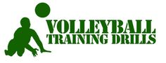 Volleyball training drills...  http://www.topvolleyballdrills.com/volleyball-training-drills/  #training #sports #volleyball #drills