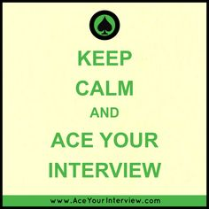 Job #interview #quote #KeepCalm #students quot keepcalm, job interview ...