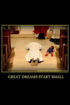 Priesthood one day