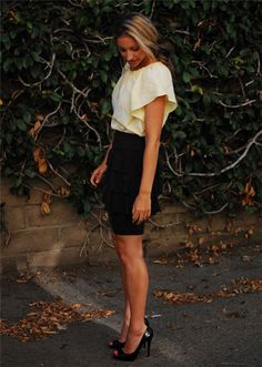 #sumer work clothes  Office clothes #2dayslook #fashion #new #nice #Officeclothes  www.2dayslook.com