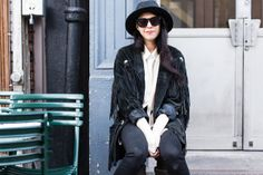 Winter Layering Tips - Dressing For Cold - Street Style