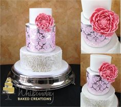 Cosmopolitan - Cake by Whitsunday Baked Creations - Deb Smith