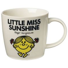 Wild & Wolf Little Miss Sunshine Mug - Another Christmas gift from my mom <3