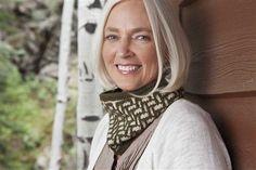 MOSAIC KNITTING - Herringbone Mosaic Cowl - Media - Knitting Daily