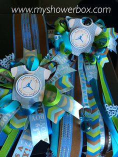 jordan baby shower on pinterest air jordans baby shower corsages