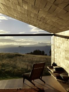 View, Shearers Quarters House designed by John Wardle Architects. via Arch Daily