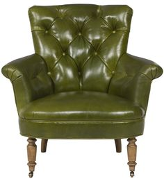 Vanguard perfect leather chair