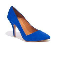 The Mira Heel - pumps & heels - Women's SHOES & SANDALS - Madewell