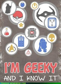 Geeky Poster