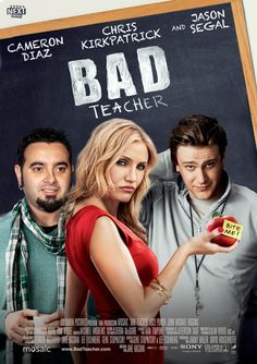Chris Kirkpatrick in Bad Teacher #NSYNC members in Justin Timberlake movies: http://www.nextmovie.com/blog/justin-timberlake-n-sync-posters/