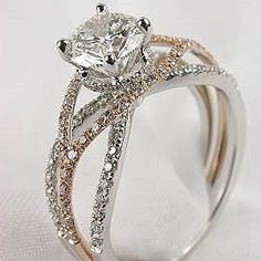 Fancy - Engagement Ring.