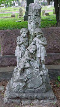 Victorian cemeteries -