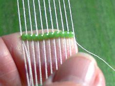 Урок ткачества СУПЕР