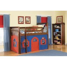Doing a version of this with Gabe's new bed except with a Ninja Turtle theme and a bed tent on top
