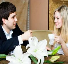 Best Conversation Topics For A First Date - More tips on how to talk to women at: www.getgirls.com