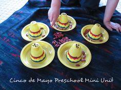 Cinco de Mayo Preschool Mini Unit