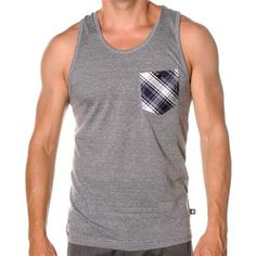 tank top, andrew christian, highland tank