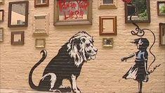 banksy | Banksy at Primrose Hill