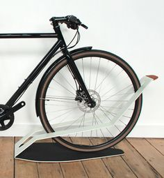 Shadow Bicycle Rack by Quarterre http://shar.es/G1tVi