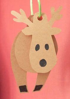Reindeer Craft/Ornament