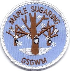 GS of Green and White Mountains Patch programs