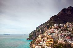 Fascination of the Amalfi Coast: Positano, Italy