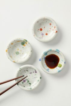 cute sauce dishes