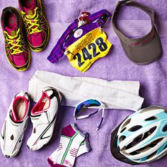 Mastering the Triathlon Transition (and the gear you need)