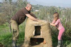 Leo's mud oven