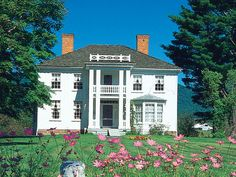 WEST VIRGINIA   l   Pearl S. Buck birthplace in Hillsboro, WV.