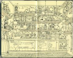 draw #sketchbook