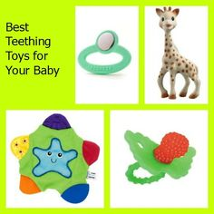 Best Teething Toys