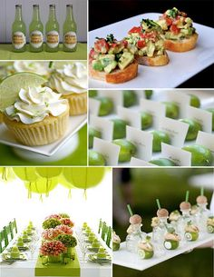 place cards, party themes, margarita party, margarita parti, food, drink, mini tacos, fiesta, themed parties