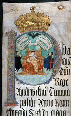 Coram Rege Rolls, Edward VI, Easter 1549, The National Archives reference: KB 27/1150 roll