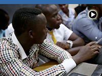 Ghanaian Pathway Student - Adeola
