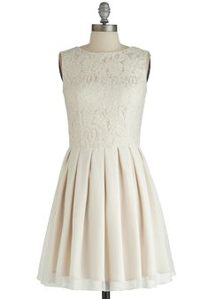 All Over Elegance Dress, #ModCloth