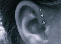 interesting piercing!