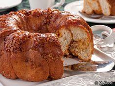 Butterscotch Bubble Loaf #Recipe #Breakfast