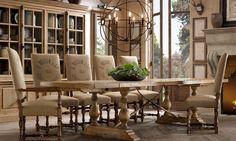 dining rooms, restoration hardware, dine room, farmhouse table, restor hardwar, dining room tables, farm tabl, dining tables, dining room chairs