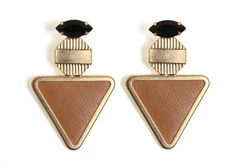 Post Dangle earrings. Bridesmaid earrings by ShaniJacobiJewellery, $49.00