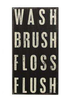 For every little boys bathroom!