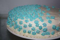 Cecilia's Vegan Birthday Cake, Happy Birthday!